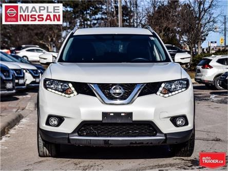2016 Nissan Rogue SV AWD|Bluetooth|Backup Camera|Heated Seats (Stk: UM1679) in Maple - Image 2 of 25