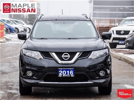 2016 Nissan Rogue SV|Heated Seats|Backup Camera|Bluetooth (Stk: LM460) in Maple - Image 2 of 24
