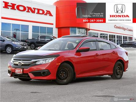 2017 Honda Civic EX (Stk: 19750A) in Cambridge - Image 1 of 27