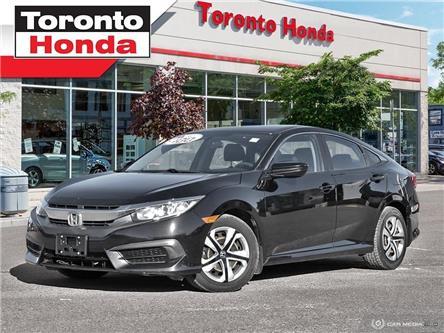 2016 Honda Civic Sedan LX (Stk: H39919A) in Toronto - Image 1 of 27