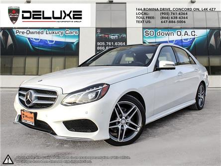 2015 Mercedes-Benz E-Class Base (Stk: D0685) in Concord - Image 1 of 28