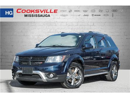 2017 Dodge Journey Crossroad (Stk: 803613T) in Mississauga - Image 1 of 17
