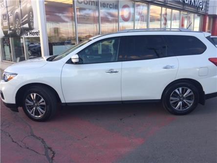 2017 Nissan Pathfinder  (Stk: N1585) in Hamilton - Image 2 of 11