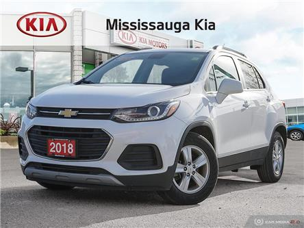 2018 Chevrolet Trax LT (Stk: 650P) in Mississauga - Image 1 of 27