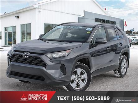 2019 Toyota RAV4 LE (Stk: 200145A) in Fredericton - Image 1 of 22