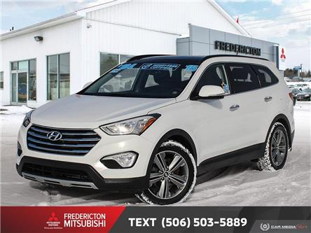 2015 Hyundai Santa Fe XL Limited (Stk: 191293B) in Fredericton - Image 1 of 25