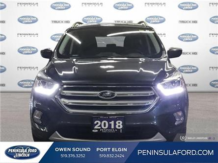 2018 Ford Escape SEL (Stk: 1937) in Owen Sound - Image 2 of 25
