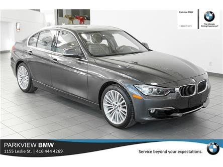 2013 BMW 328i xDrive (Stk: PP8921A) in Toronto - Image 1 of 21