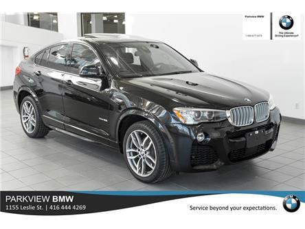 2018 BMW X4 xDrive28i (Stk: PP8974) in Toronto - Image 1 of 21