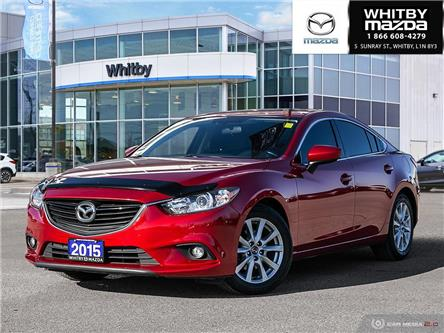 2015 Mazda MAZDA6 GS (Stk: 2060A) in Whitby - Image 1 of 27