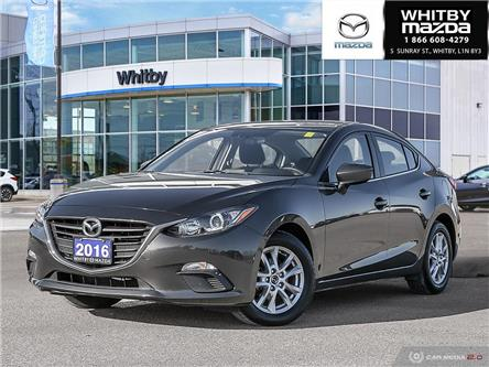 2016 Mazda Mazda3 GS (Stk: P17541) in Whitby - Image 1 of 27
