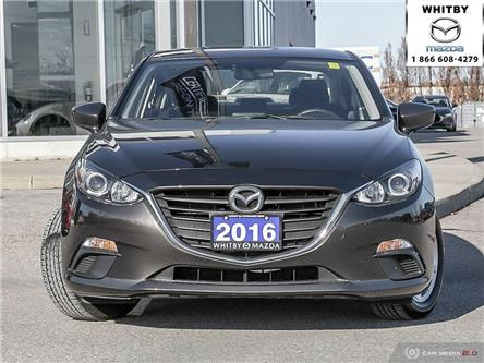 2016 Mazda Mazda3 GS (Stk: P17541) in Whitby - Image 2 of 27