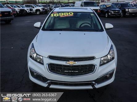 2016 Chevrolet Cruze Limited LTZ (Stk: 5904I) in Burlington - Image 2 of 30