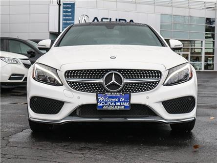 2017 Mercedes-Benz C-Class Base (Stk: 20264A) in Burlington - Image 2 of 30