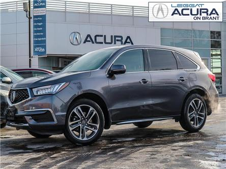 2017 Acura MDX Navigation Package (Stk: 4180) in Burlington - Image 1 of 29