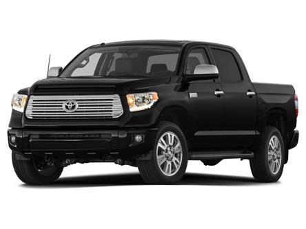 2014 Toyota Tundra Platinum 5.7L V8 (Stk: 181718) in Medicine Hat - Image 1 of 2