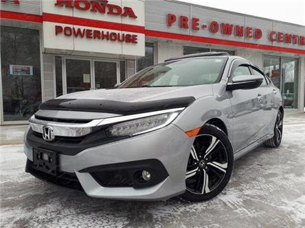 2018 Honda Civic Touring (Stk: E-2317) in Brockville - Image 1 of 30