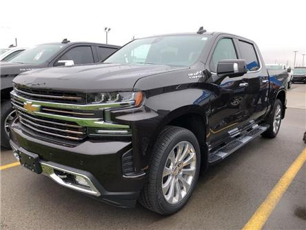 2020 Chevrolet Silverado 1500 High Country (Stk: L015) in Blenheim - Image 1 of 5