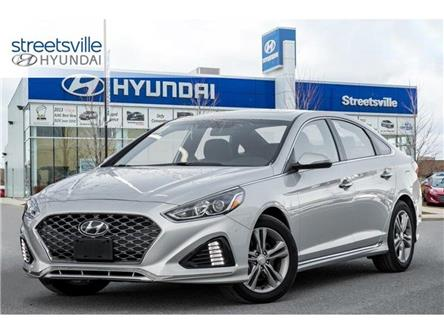 2019 Hyundai Sonata  (Stk: P0800) in Mississauga - Image 1 of 19