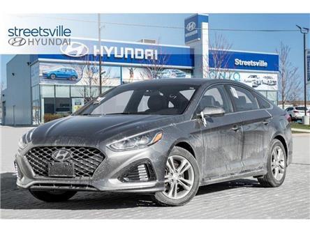 2018 Hyundai Sonata  (Stk: P0795) in Mississauga - Image 1 of 19