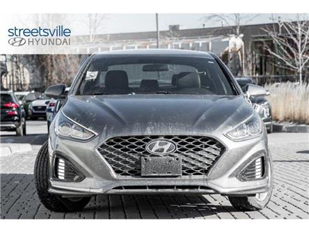 2018 Hyundai Sonata  (Stk: P0795) in Mississauga - Image 2 of 19