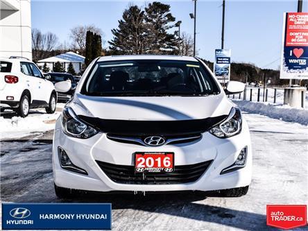 2016 Hyundai Elantra  (Stk: 19103A) in Rockland - Image 2 of 28