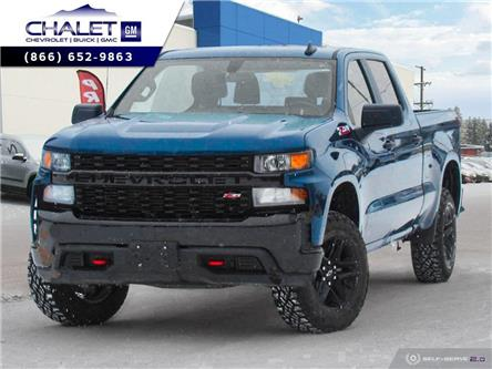 2019 Chevrolet Silverado 1500 Silverado Custom Trail Boss (Stk: 20C169272A) in Kimberley - Image 1 of 25