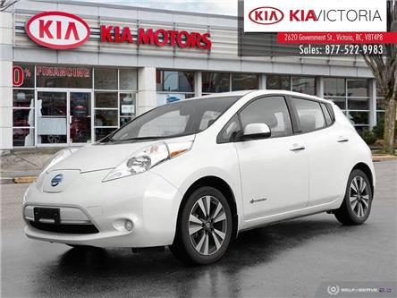 2016 Nissan LEAF SV (Stk: A1467A) in Victoria - Image 1 of 25