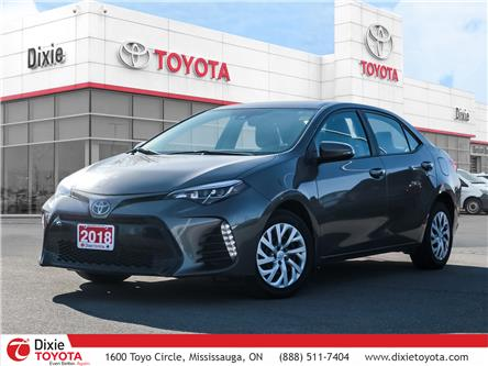 2018 Toyota Corolla SE (Stk: D200757A) in Mississauga - Image 1 of 27