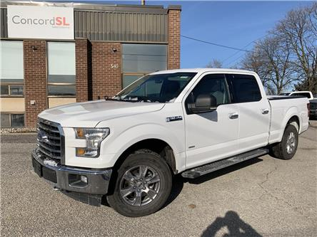 2017 Ford F-150 XLT (Stk: C3665) in Concord - Image 1 of 5
