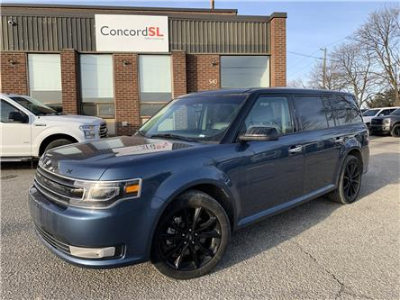 2019 Ford Flex Limited (Stk: C3599) in Concord - Image 1 of 5