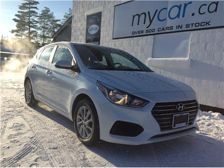 2019 Hyundai Accent Preferred (Stk: 200040) in Richmond - Image 1 of 20
