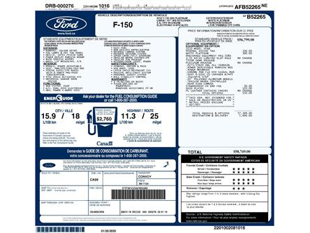 2010 Ford F-150 Lariat (Stk: 150530AXZ) in Kitchener - Image 2 of 5