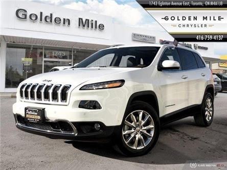 2014 Jeep Cherokee Limited (Stk: 19230A) in North York - Image 1 of 29