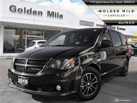 2019 Dodge Grand Caravan GT (Stk: P4971) in North York - Image 1 of 29