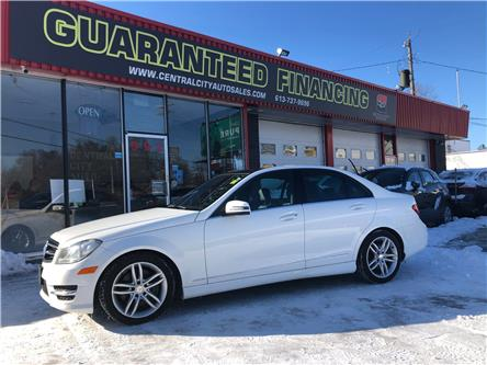 2014 Mercedes-Benz C-Class Base (Stk: 20999) in Ottawa - Image 1 of 13