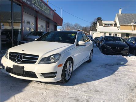 2014 Mercedes-Benz C-Class Base (Stk: 20999) in Ottawa - Image 2 of 13