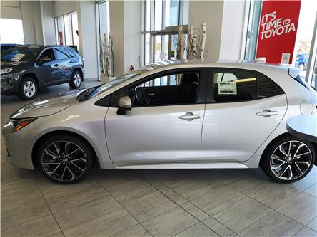 2019 Toyota Corolla Hatchback SE Upgrade Package (Stk: 41271) in Sarnia - Image 2 of 11