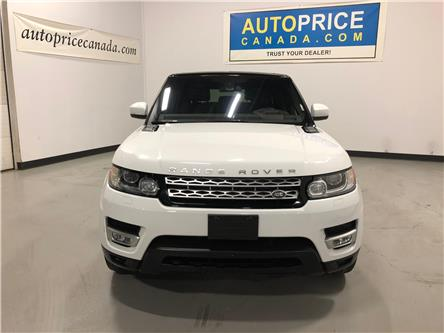 2016 Land Rover Range Rover Sport DIESEL Td6 HSE (Stk: B0834) in Mississauga - Image 2 of 30