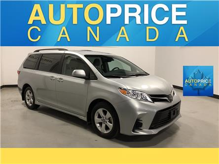 2019 Toyota Sienna LE 8-Passenger (Stk: D0826) in Mississauga - Image 1 of 26