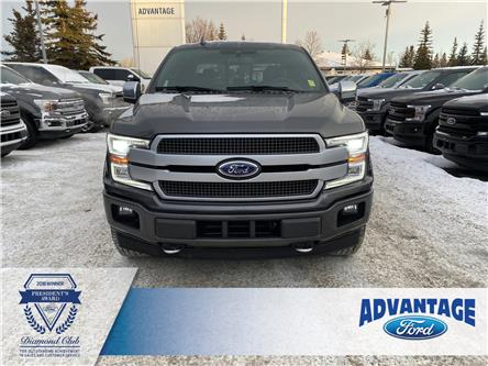 2018 Ford F-150 Platinum (Stk: T23161) in Calgary - Image 2 of 25