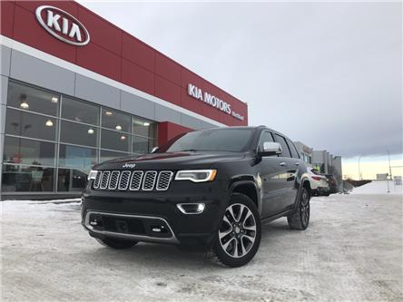 2017 Jeep Grand Cherokee Overland (Stk: P0467) in Calgary - Image 1 of 26