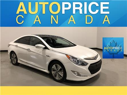 2014 Hyundai Sonata Hybrid Limited (Stk: W0805A) in Mississauga - Image 1 of 28