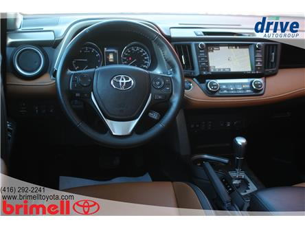 2018 Toyota RAV4 Limited (Stk: 10213) in Scarborough - Image 2 of 28