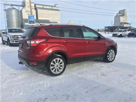 2017 Ford Escape Titanium (Stk: 9U049) in Wilkie - Image 2 of 22