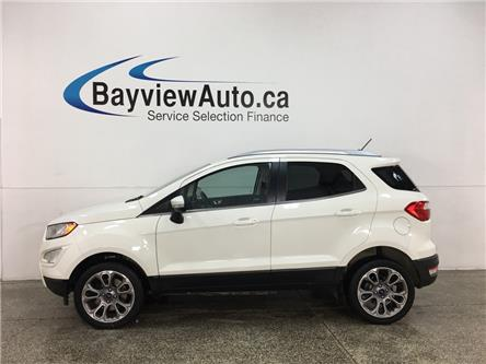2018 Ford EcoSport Titanium (Stk: 36213W) in Belleville - Image 1 of 29
