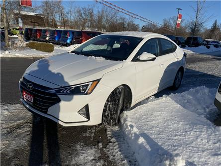 2020 Hyundai Elantra Preferred (Stk: P10600) in Hamilton - Image 2 of 16