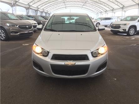 2015 Chevrolet Sonic LS Auto (Stk: 181203) in AIRDRIE - Image 2 of 25