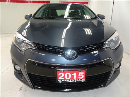 2015 Toyota Corolla S (Stk: 37005U) in Markham - Image 2 of 24