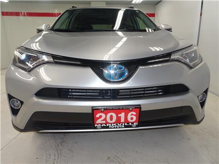 2016 Toyota RAV4 Hybrid XLE (Stk: 37002U) in Markham - Image 2 of 27
